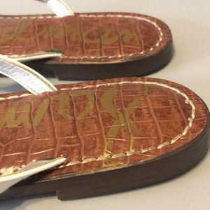Sam Edelman Shoes - EUC Sam Edelman Gracie sandal size 9.5 white